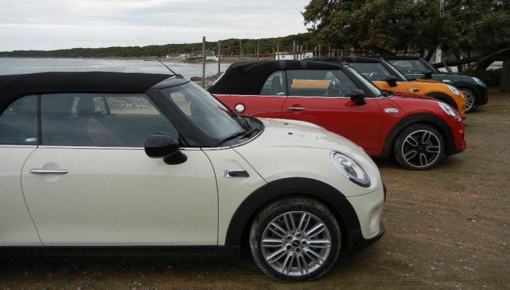 Nuova Mini Cabrio test drive