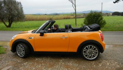 Nuova Mini Cabrio: prova su strada, motorizzazioni e prezzi
