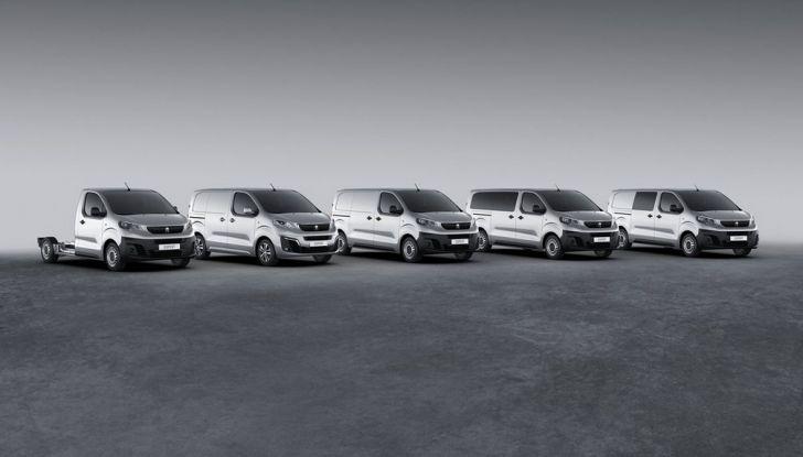 Nuovo Peugeot Expert, il marchio del Leone torna nel mercato dei veicoli commerciali - Foto 10 di 20