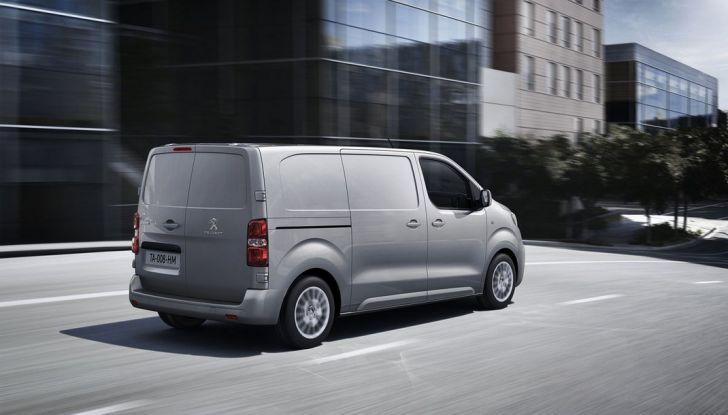 Nuovo Peugeot Expert, il marchio del Leone torna nel mercato dei veicoli commerciali - Foto 11 di 20