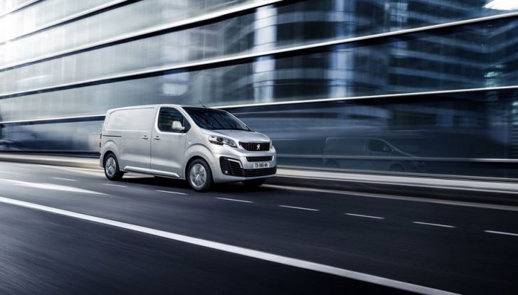 Nuovo Peugeot Expert, il marchio del Leone torna nel mercato dei veicoli commerciali - Foto 13 di 20