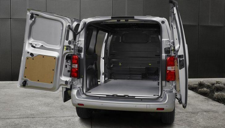 Nuovo Peugeot Expert, il marchio del Leone torna nel mercato dei veicoli commerciali - Foto 16 di 20