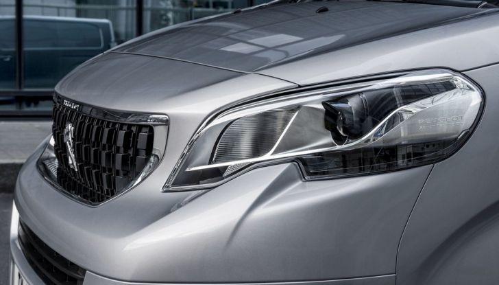 Nuovo Peugeot Expert, il marchio del Leone torna nel mercato dei veicoli commerciali - Foto 18 di 20