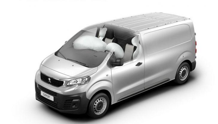 Nuovo Peugeot Expert, il marchio del Leone torna nel mercato dei veicoli commerciali - Foto 19 di 20