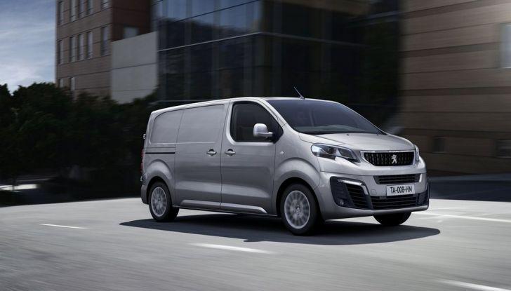 Nuovo Peugeot Expert, il marchio del Leone torna nel mercato dei veicoli commerciali - Foto 1 di 20