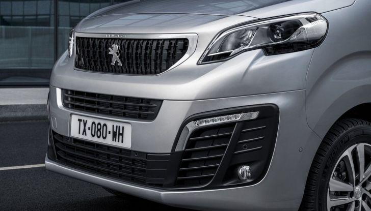 Nuovo Peugeot Expert, il marchio del Leone torna nel mercato dei veicoli commerciali - Foto 5 di 20