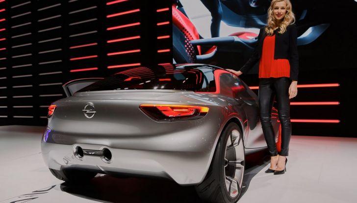Opel GT Concept: a Ginevra la sportiva del futuro - Foto 20 di 20
