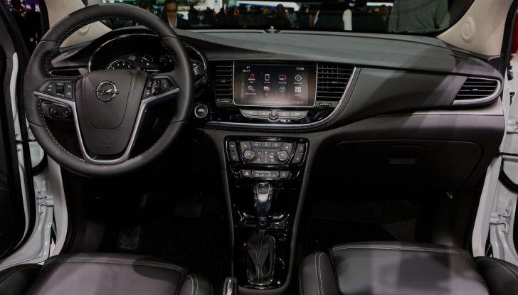 Opel Mokka X debutta con nuovo motore 1.4 a Ginevra - Foto 16 di 16