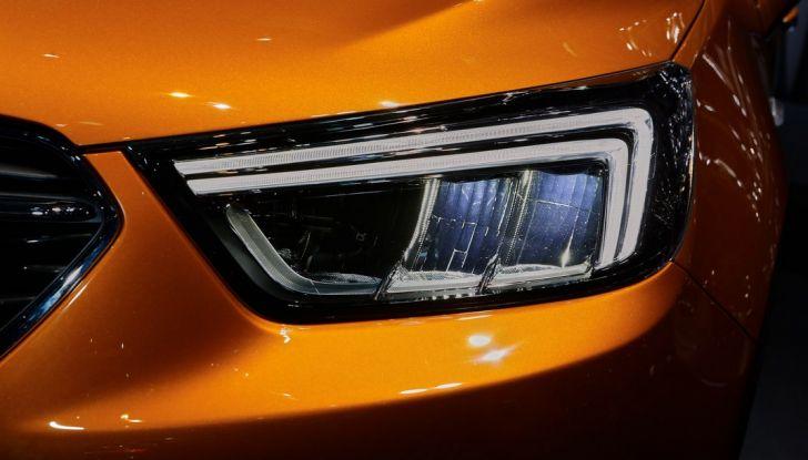 Opel Mokka X debutta con nuovo motore 1.4 a Ginevra - Foto 5 di 16
