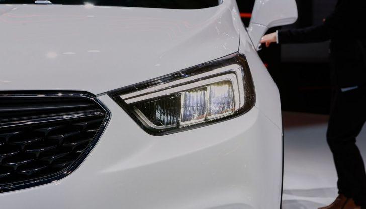 Opel Mokka X debutta con nuovo motore 1.4 a Ginevra - Foto 7 di 16