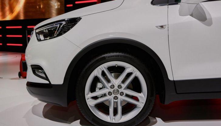 Opel Mokka X debutta con nuovo motore 1.4 a Ginevra - Foto 8 di 16