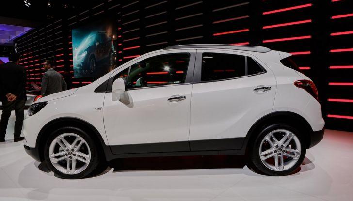 Opel Mokka X debutta con nuovo motore 1.4 a Ginevra - Foto 10 di 16