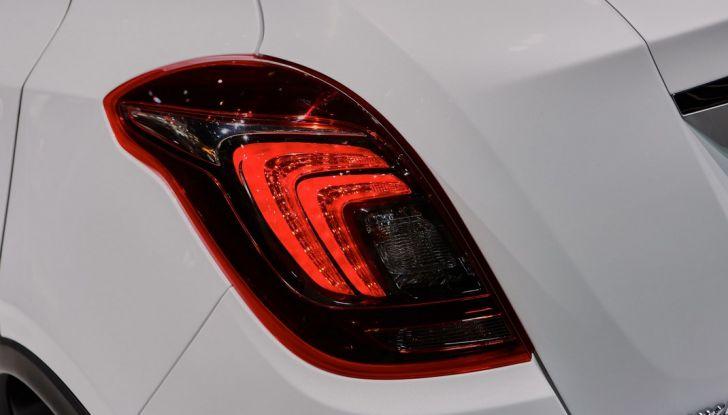 Opel Mokka X debutta con nuovo motore 1.4 a Ginevra - Foto 12 di 16