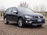 Volkswagen Golf Variant Alltrack 2.0 2016: Prova su strada, opinioni e prezzi