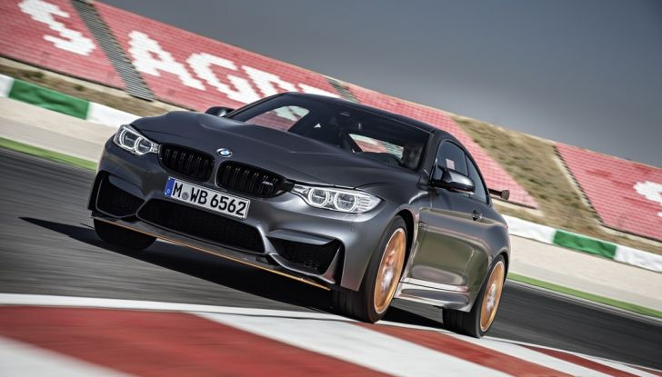 BMW: The Next 100 Years al Driving Experience 2016 - Foto 5 di 23