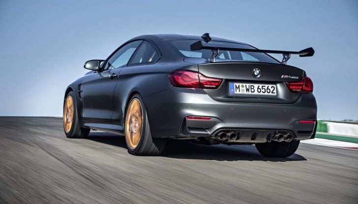 BMW: The Next 100 Years al Driving Experience 2016 - Foto 12 di 23