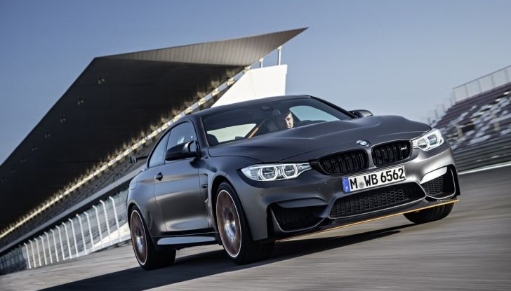 BMW: The Next 100 Years al Driving Experience 2016 - Foto 13 di 23