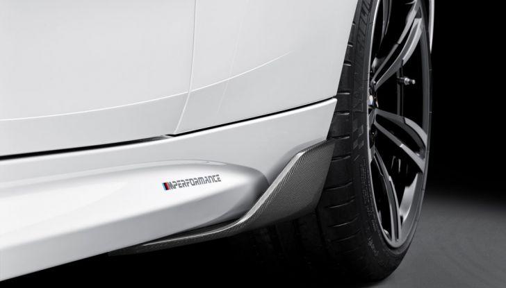 bmw m2 coupe 2016 dettaglio esterno