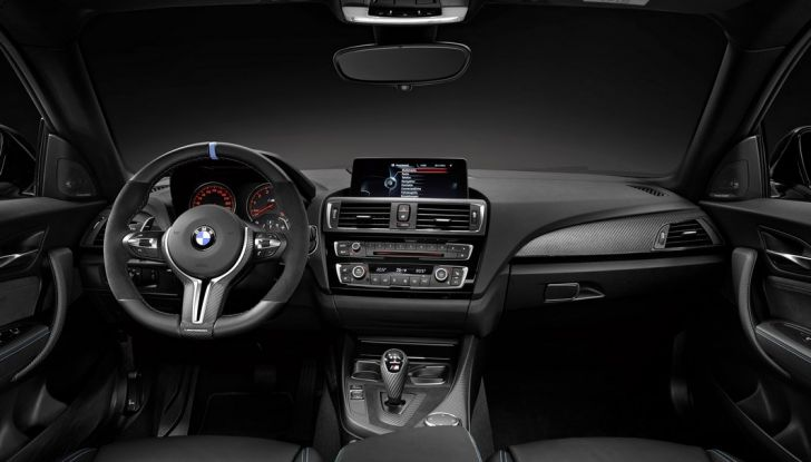 bmw m2 coupe 2016 interno