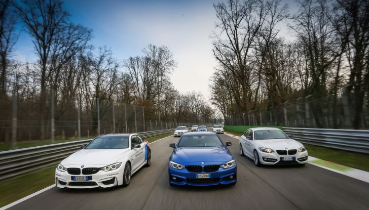BMW: The Next 100 Years al Driving Experience 2016 - Foto 4 di 23