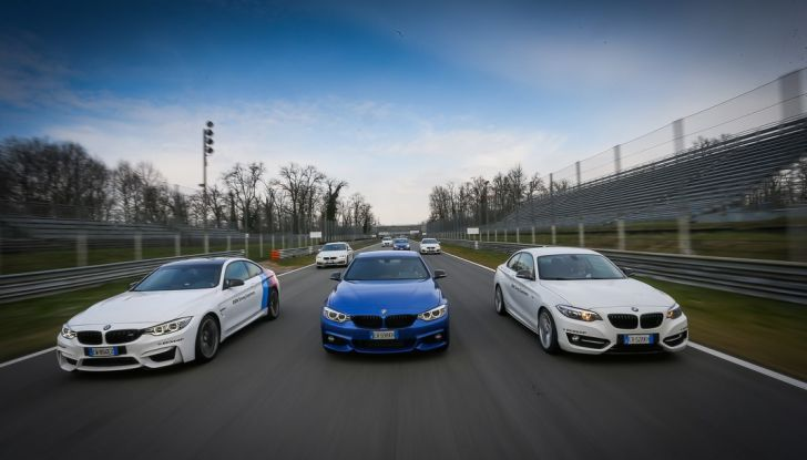 BMW: The Next 100 Years al Driving Experience 2016 - Foto 2 di 23