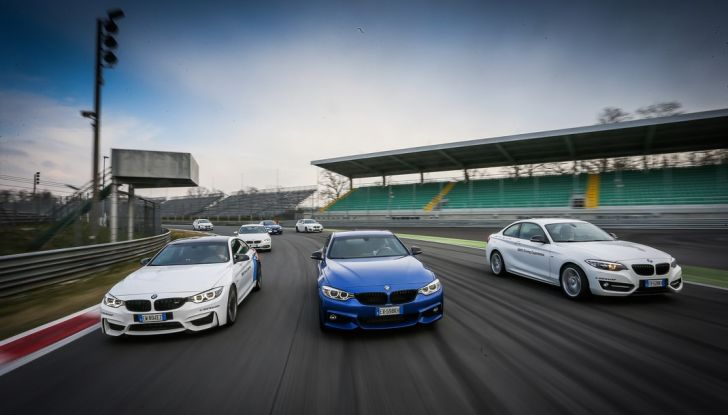 BMW: The Next 100 Years al Driving Experience 2016 - Foto 8 di 23