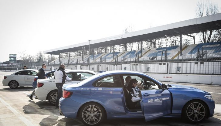 BMW Driving Experience 2016, si parte da Misano: Date, informazioni e corsi - Foto 11 di 32