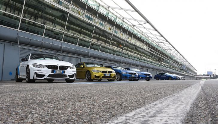 BMW: The Next 100 Years al Driving Experience 2016 - Foto 7 di 23