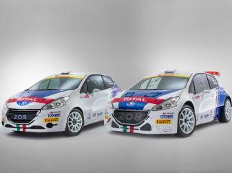 Parte la caccia Peugeot al Tricolore Rally 2016