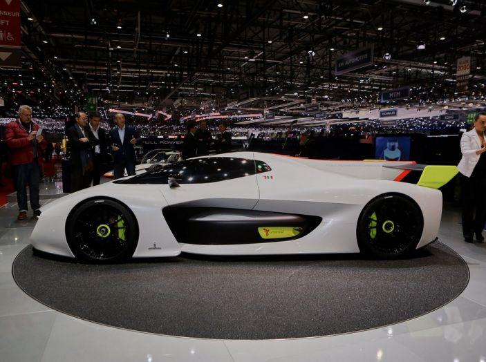 Pininfarina live ginevra 2016