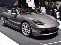 Nuova Porsche 718 Boxster