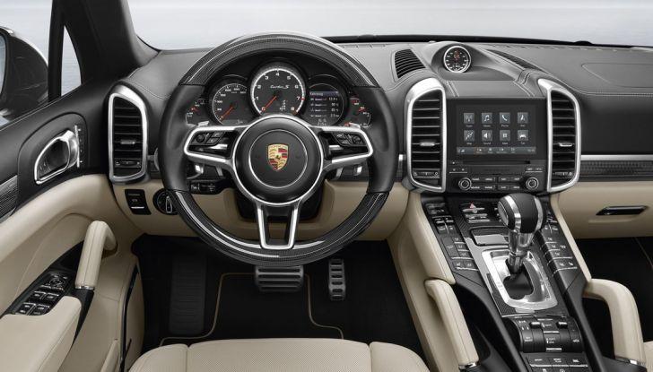 Porsche: novità per Macan e Cayenne - Foto 4 di 10