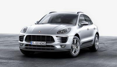 Porsche: novità per Macan e Cayenne