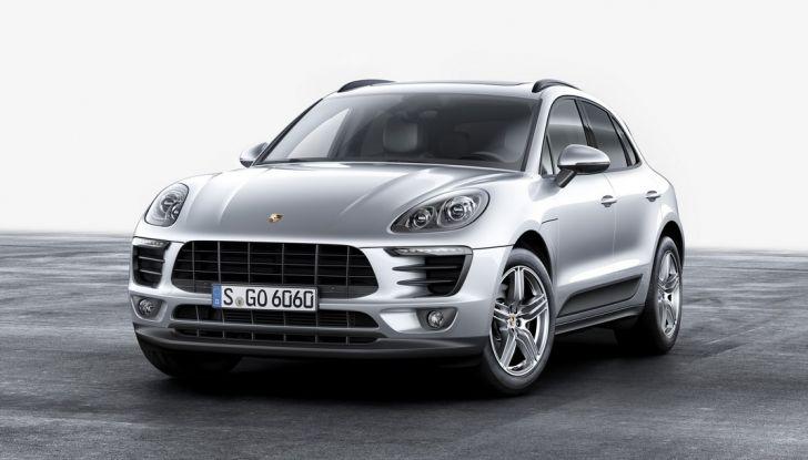 Porsche: novità per Macan e Cayenne - Foto 1 di 10