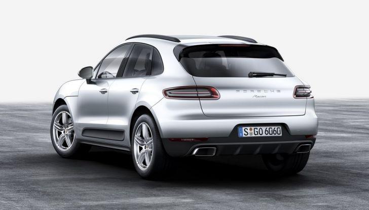 Porsche: novità per Macan e Cayenne - Foto 2 di 10