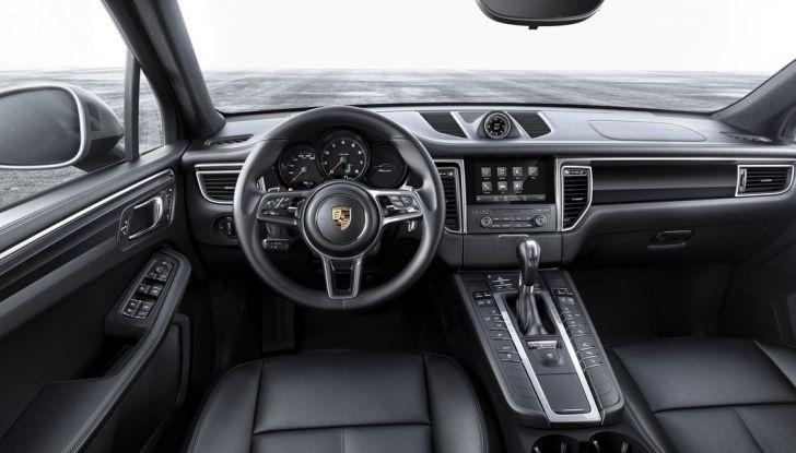 Porsche: novità per Macan e Cayenne - Foto 3 di 10