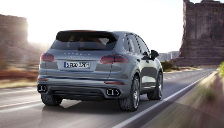 Porsche: novità per Macan e Cayenne - Foto 5 di 10