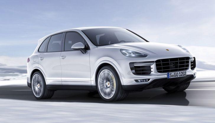 Porsche: novità per Macan e Cayenne - Foto 7 di 10