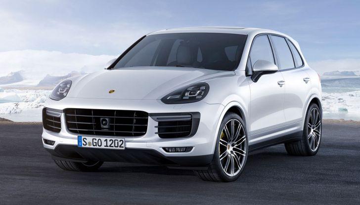 Porsche: novità per Macan e Cayenne - Foto 8 di 10