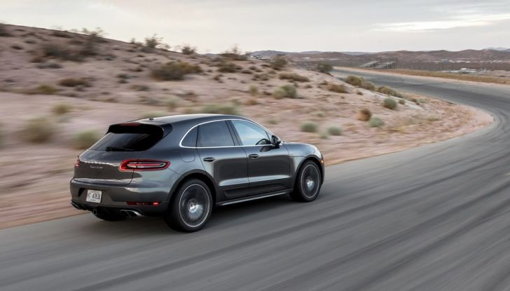Porsche: novità per Macan e Cayenne - Foto 9 di 10