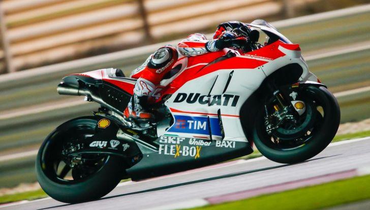 MotoGP, risultati test Losail Day 2: Vinales si riconferma col primo tempo - Foto 40 di 40