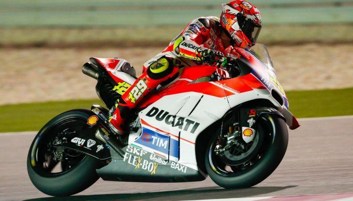MotoGP, risultati test Losail Day 2: Vinales si riconferma col primo tempo - Foto 32 di 40