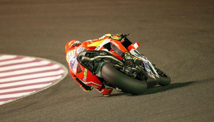 MotoGP, risultati test Losail Day 2: Vinales si riconferma col primo tempo - Foto 31 di 40