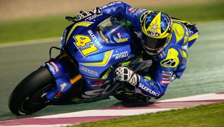 MotoGP, risultati test Losail Day 2: Vinales si riconferma col primo tempo - Foto 28 di 40