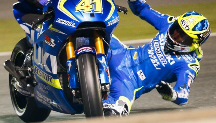 MotoGP, risultati test Losail Day 2: Vinales si riconferma col primo tempo - Foto 27 di 40