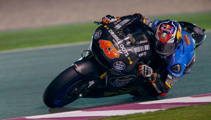 MotoGP, risultati test Losail Day 2: Vinales si riconferma col primo tempo - Foto 26 di 40