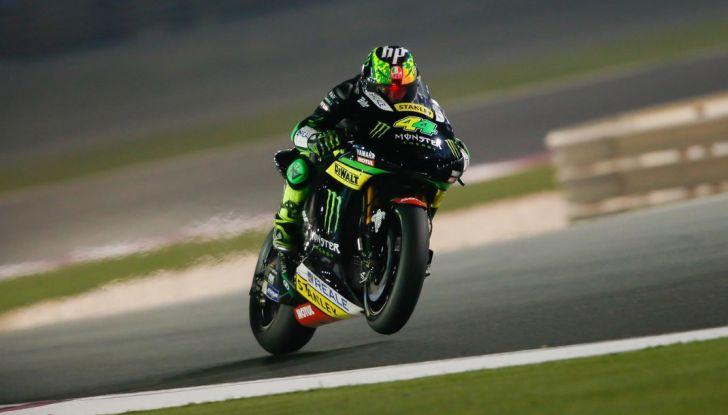MotoGP, risultati test Losail Day 2: Vinales si riconferma col primo tempo - Foto 25 di 40