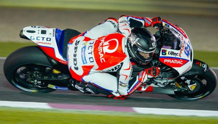MotoGP, risultati test Losail Day 2: Vinales si riconferma col primo tempo - Foto 24 di 40