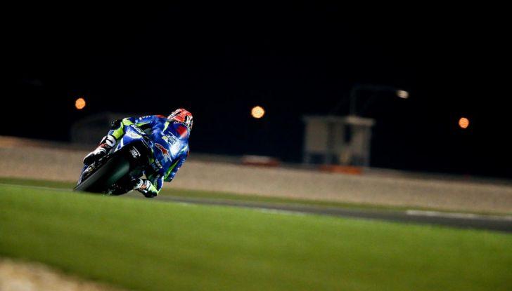MotoGP, risultati test Losail Day 2: Vinales si riconferma col primo tempo - Foto 39 di 40