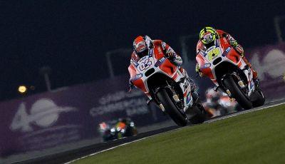 MotoGP 2016: Iannone e Dovizioso puntano alla vittoria in Qatar